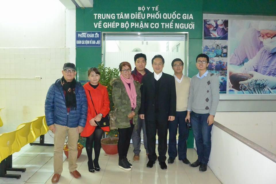 Trung tâm điều phối quốc gia về ghép bộ phận cơ thể người
