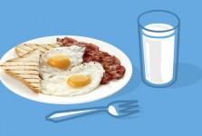 Bữa ăn sáng hợp lý cho người bị tiểu đường tuýp 2