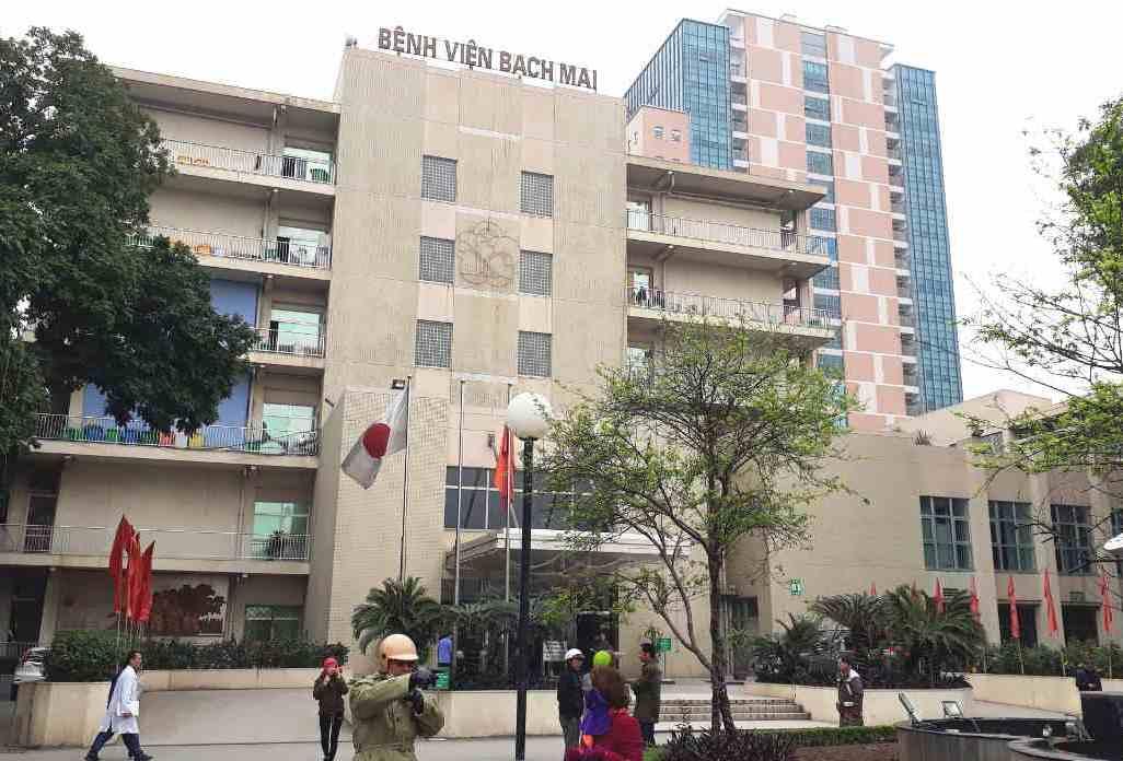 Khoa Việt Nhật bệnh viện Bạch Mai