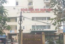 Bệnh viện Nhi Nam Định