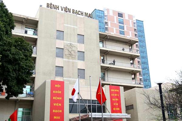 BV Bạch Mai sẽ tạm dừng hoạt động khám bệnh theo yêu cầu và tái khám